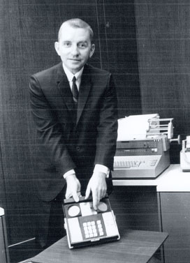 Ross Perot at Electronic Data Systems Corp.