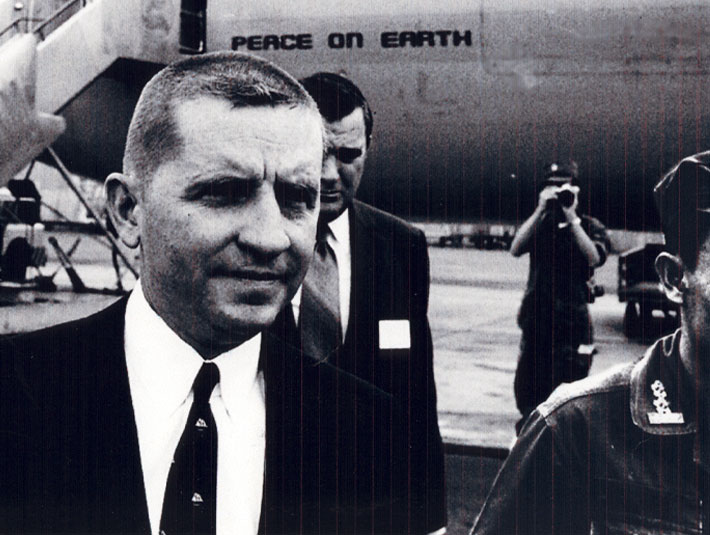 Ross Perot in Vietnam
