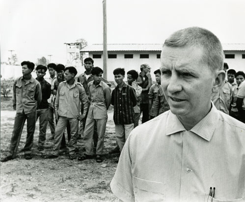Ross Perot and POW families