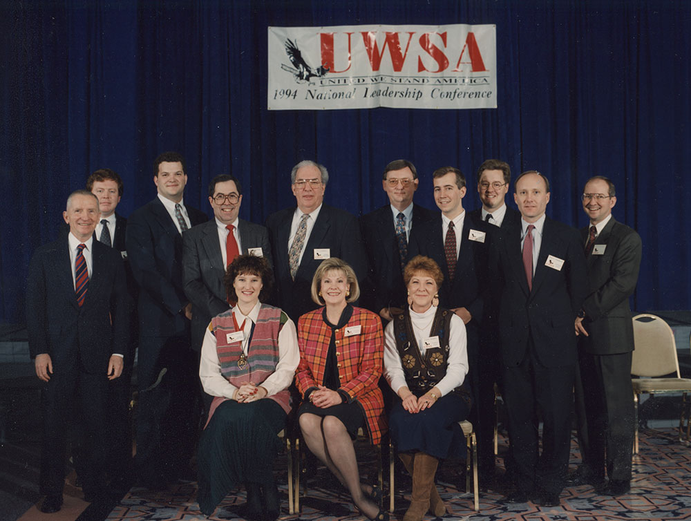 Group Picture of UWSA